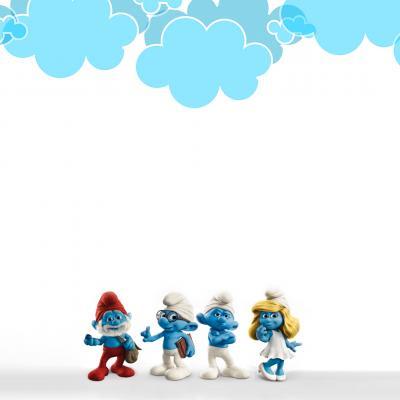 Strumfs & clouds