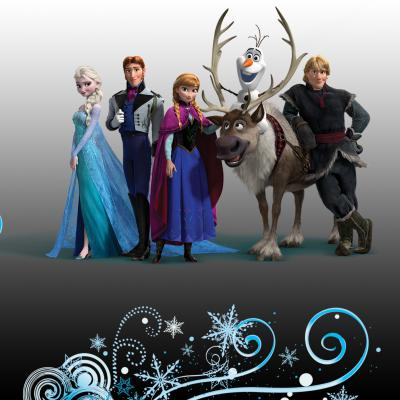 Frozen team