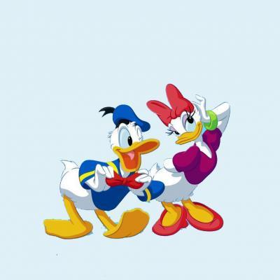 Donald Duck sweety_kiss5@icloud.com